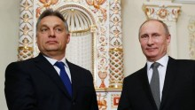 Putin Visit to Hungary Shows He Still Has Friends in Europe