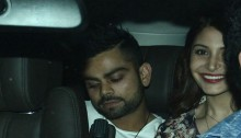 Anushka admits to being in a relationship with Indian cricketer Virat Kohli