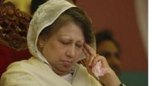 Khaleda sued for instigating bomb attack on Shahjahan\'s procession