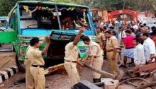 10 dead, 33 injured in Madhya Pradesh bus accident