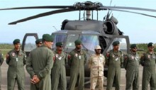 Saudi military helicopter crash kills 4