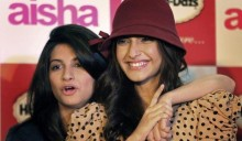 Kapoor sisters, Sonam and Rhea to launch fashion brand!