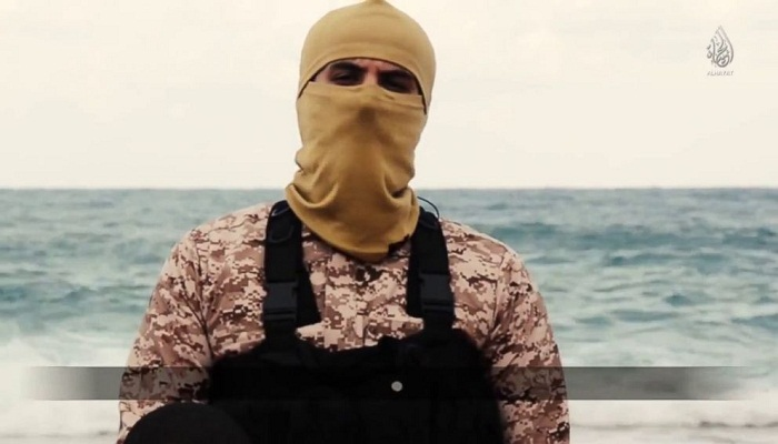 Possible American Accent Detected in ISIS Horror Video