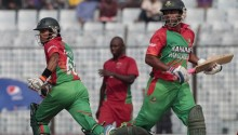 Tamim and Anamul start slowly but steady