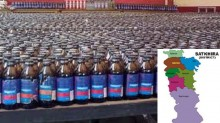 300 bottles of Phensidyl recovered in Satkhira