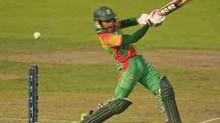 Bangladesh scores 267 against Afghanistan