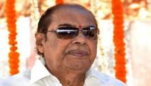 Movie Moghul D Rama Naidu passes away