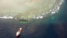 US pays Philippines over USS Guardian reef damage