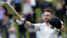 Test awards for McCullum and Johnson