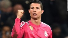 Ronaldo ends goal drought in Real win