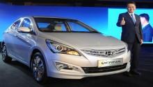 Hyundai launches new Verna