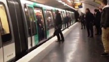 Paris Metro racist abuse victim calls for Chelsea fans' punishment