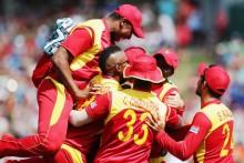 Zimbabwe insert returning UAE