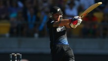 New Zealand win by eight wickets