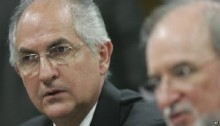 Venezuela police raid arrests Caracas mayor Antonio Ledezma