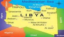 Libyan Car Bomb Kills Dozens