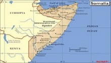 Blast kills 10 in Somalia