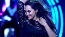 Sonakshi Sinha in 'Badlapur' mode!