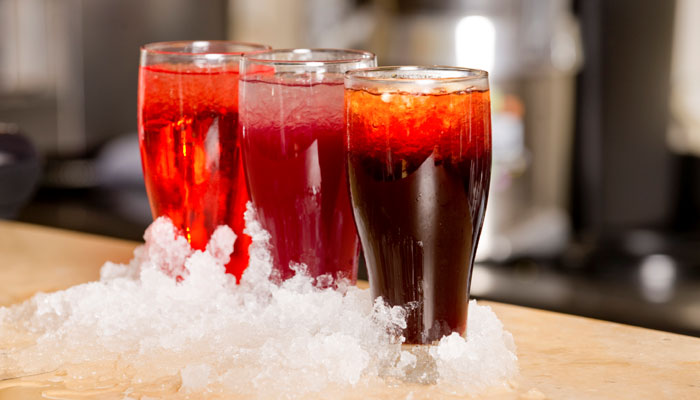 Soft drink consumers at a higher risk of cancer