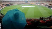 Cricket World Cup 2015: Australia v Bangladesh delayed by rain