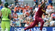 Cricket World Cup 2015: West Indies beat Pakistan by 150 runs