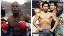 It's on! Pacquiao-Mayweather will meet in May