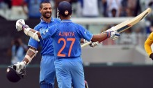 India set South Africa 308 to win