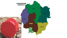 Crude bomb recovered in Gazipur
