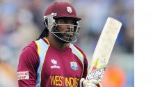 \'Sleeping giant\' Gayle ready to fire