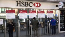 HSBC blames \'challenging year\' as profit falls 17%