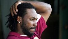 West Indies chief blasted for Gayle \'retirement\' retweet