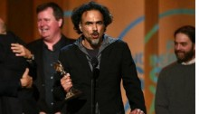 Inarritu Wins Oscar for Best Director for \'Birdman\'