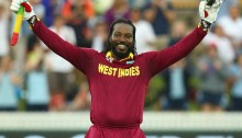 West Indies set Zimbabwe 373 to win