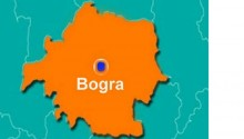 Vegetable truck torched with petrol bomb in Bogra