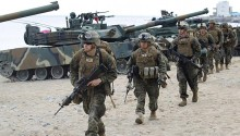 US-South Korea joint military drills announced