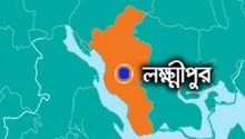 Fishery office set afire in Lakshmipur