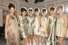 Behind The Scenes of London Fashion Week 2015
