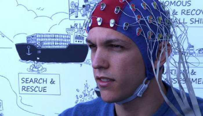 Brain-controlled drone demonstrated in Portugal