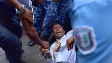 Maldives blasts foreign concern over arrest of ex-president Nasheed