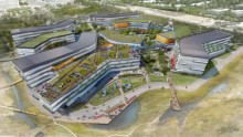 Google plans new headquarters, and a city fears being overrun