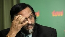 R.K. Pachauri hospitalised after resigning from IPCC