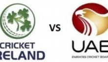 World Cup 2015: Ireland elect to field against UAE
