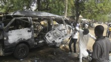 Nigeria\'s Goodluck Jonathan: Tide turned against Boko Haram