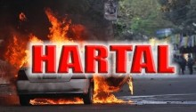 20-party hartal enters fifth day