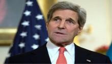 Vladimir Putin \'destabilizing\' Ukraine, says John Kerry