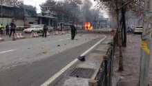 Afghan capital rocked by suicide attack on Turkish embassy car