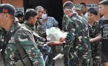 Seven dead as Philippine soldiers battle rebels