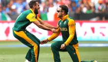 South Africa confident from recent series wins over West Indies: du Plessis