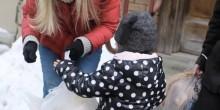 Teachers ensure poor kids are fed on snow days