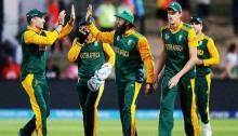 South Africa win by 257 runs